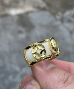 nhẫn vàng kim tiền nam